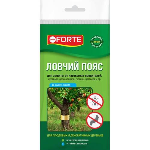 ЛОВЧИЙ ПОЯС от насекомых-вредителей, 1м