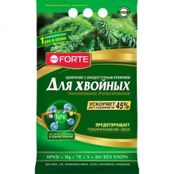 Удобрение гранулированное пролонгированное ХВОЙНОЕ, 5кг