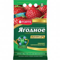 Удобрение гранулированное пролонгированное ЯГОДНОЕ, 2,5кг